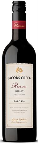 Jacob's Creek Merlot Reserve